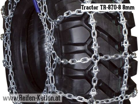 Veriga Tractor TR-870-8 8mm (07522)