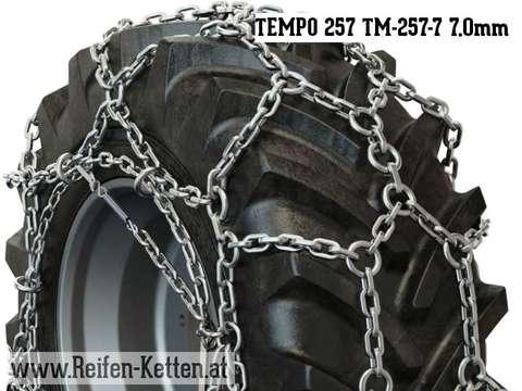Veriga TEMPO 257 TM-257-7 7.0mm (13389)