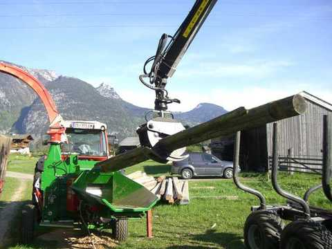Green technik CIP 3200 PTO (09065)