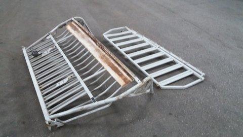 Reform Heckklappe für Aufbauladewagen (8571)