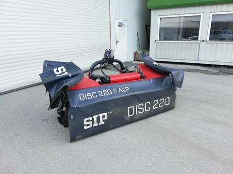 SIP Disc 220 F Alp (11821)