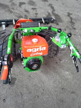 Agria Grizzly 5500 341 (10211)