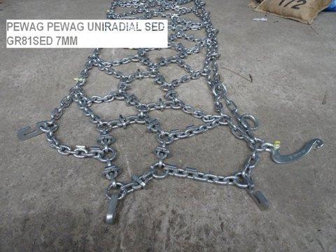 Pewag Pewag Uniradial SED GR81SED 7mm (08375)