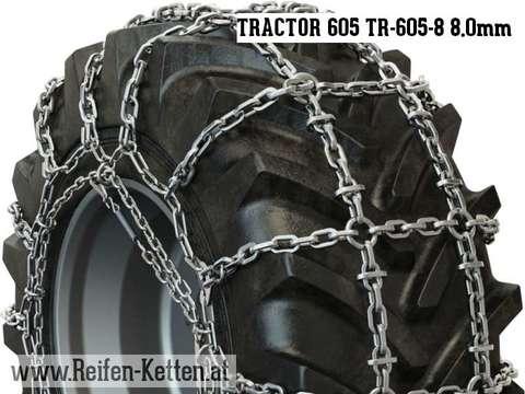 Veriga TRACTOR 605 TR-605-8 8.0mm (13541)