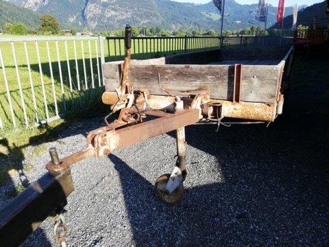 Traktoranhänger 4,2m x 1,52 m (10278)