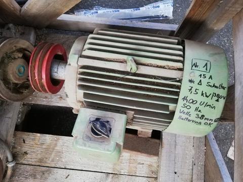 Sonstige Diverse Elektro Motoren (11732)