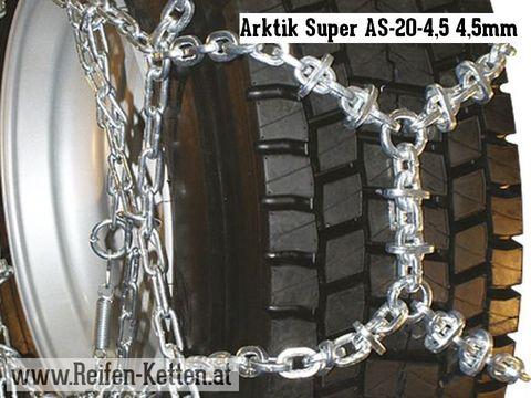 Veriga Arktik Super AS-20-4,5 4,5mm (10303)