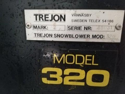 Trejon Snowblower 320 (10072)