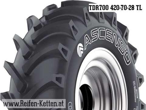 Sonstige TDR700 420/70-28 TL (14200)