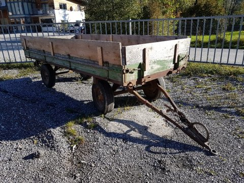 Eigenbau Transport-Anhänger (08940)