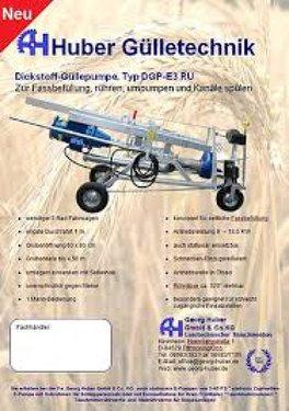 Huber DGP/E 3 R 133/U (10881)