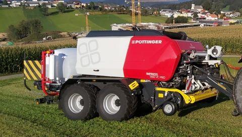 Pöttinger Impress 3160 VC Pro