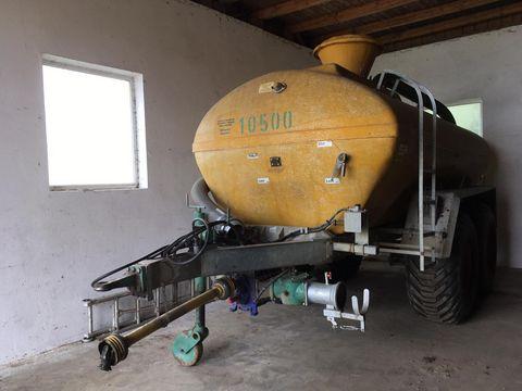 Zunhammer Pumpfass 10500 Liter