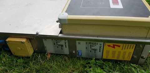 De Laval Reinigungsautomat T10