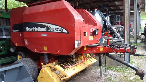 New Holland BR 740 CropCutter