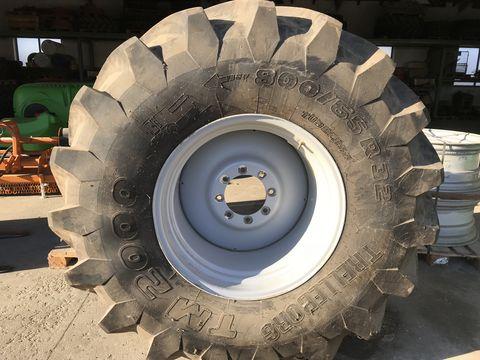 Trelleborg Komplettrad 800/65 R32