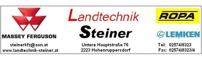 Landtechnik Steiner GmbH