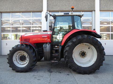 Massey Ferguson 7490 DVT