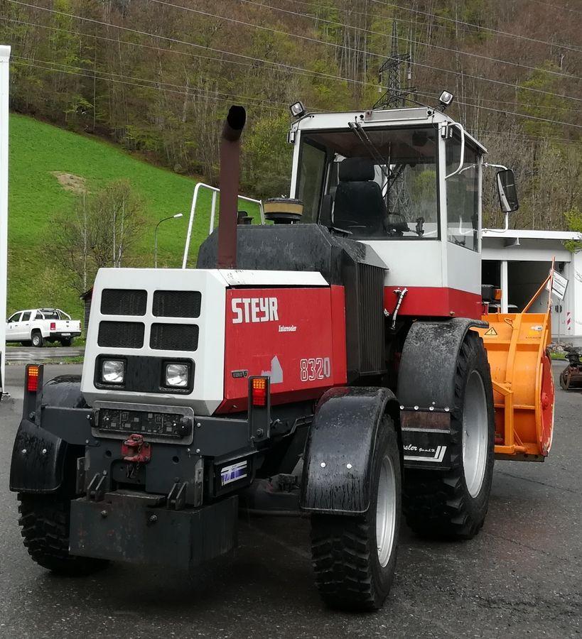 Cxserie 3punkt Schneefräse Traktor Schneefräse: Rückfahreinrichtung