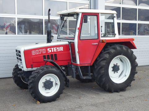Steyr 8070 A SK 1