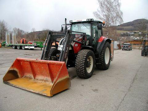 Steyr Profi 4115 Profimodell