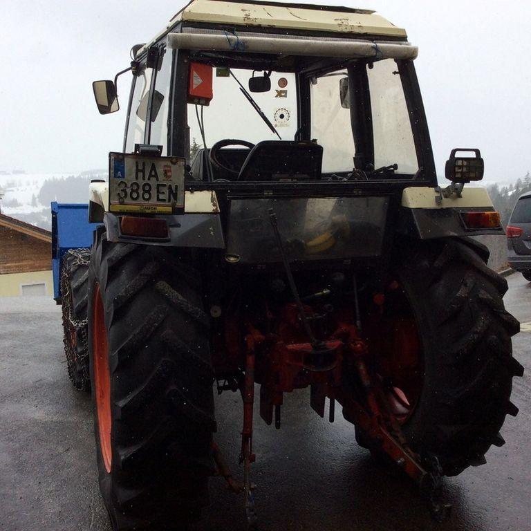 David Brown 1390 Allrad - Fronthydraulik - Landwirt com