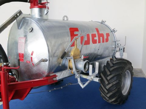 Fuchs Vakuumfass VK 2,2 mit 2200 Liter