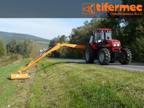 Tifermec Böschungsmäher für Traktoren von 20PS bis 150 PS