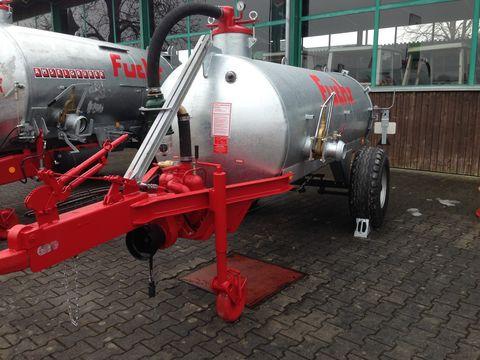 Fuchs Vakuumfass VK 3 mit 3000 Liter