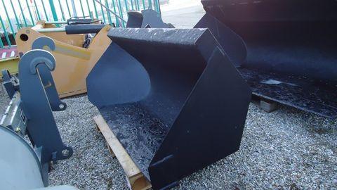Sonstige Seitenkippschaufel 1,6m Kramer