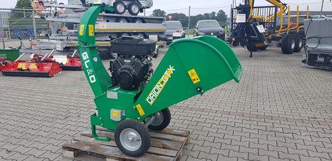GL&D Holzhäcksler GTX PRO