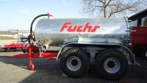 Fuchs VK 8 Tandem 8.000 Liter Tandemfass