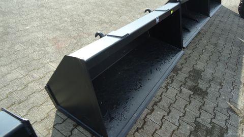 Dominator Schaufel 200 cm Mit EURO Aufnahme