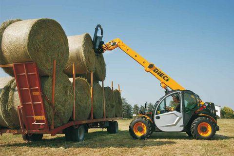 Dieci 25.6 Mini-Agri AKTION mit Österreichpaket
