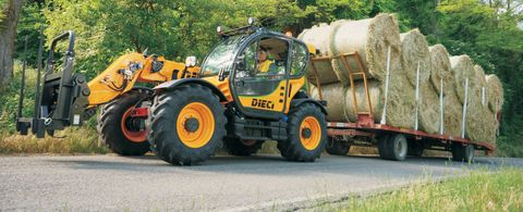 Amselgruber Dieci 32.6 Agri Farmer Neu AKTION 101 PS Profi-T