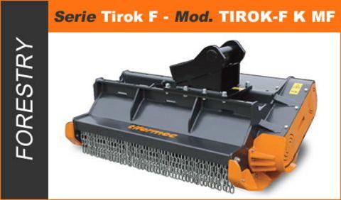 Sonstige Tifermec FORSTMULCHKOPF Professional TIROK