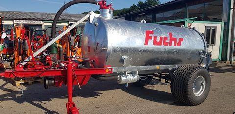 Fuchs VK 4    4000 Liter Vakuumfass