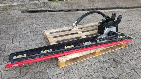 Tifermec Heckenschneider mit hydraulischen Antrieb