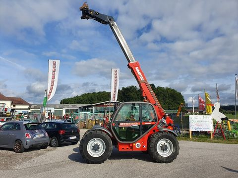 Manitou 634-120 LSU Turbo PowerShift mit Klima TOP 40Kmh