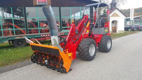 Cerruti Schneefräse mit hydraulischem Antrieb 100 - 250