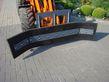 Dominator Gummischieber 150 cm - 300cm für Hoflader und FL
