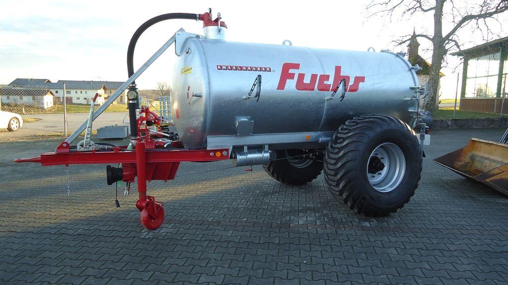 Fuchs Vk 5000 E Vakuumfass Liter Breitverteiler