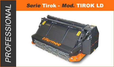 Sonstige Tifermec Professional TIROK Mulchkopf