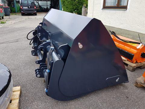 Dominator Hochkippschaufel Großvol für Radlader & FL,TL