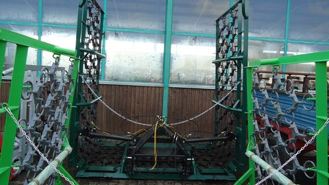 Sonstige Dominator 8000  Hydraulisch Heavy Duty 8 m NEU