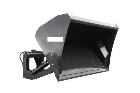 Dominator Hochkippschaufel für Hoftrac und  FL 1,0 - 2,4 m