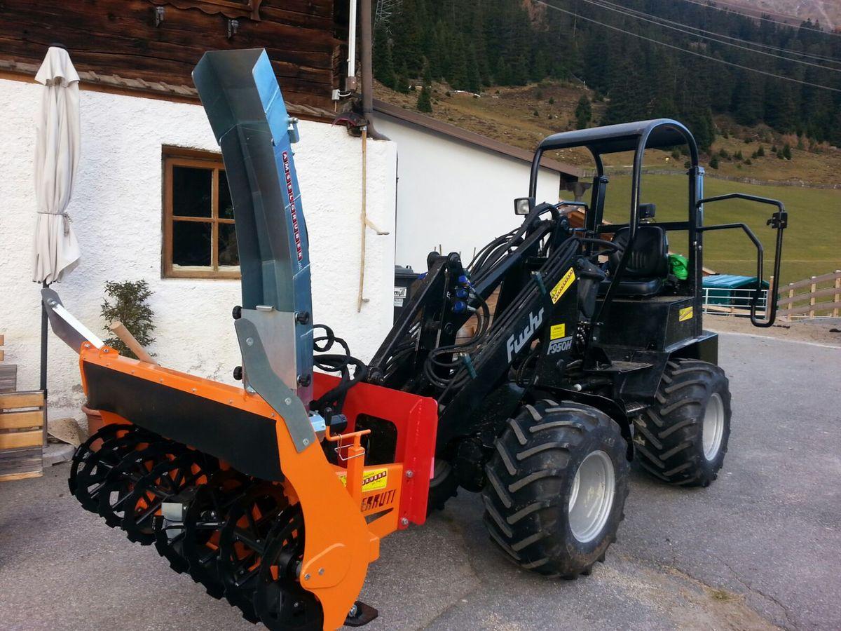 Fuchs Schneefr Se L 1200 Hydraulisch F R Hoflader