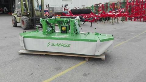 Samasz Frontmähwerk  K4BF 265