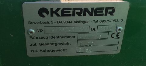 Kerner Stratos 600 SA600