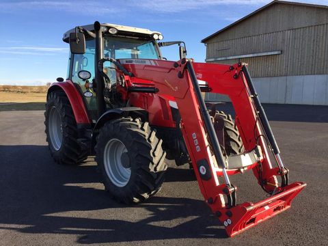 Massey Ferguson MF 5611 Dyna-4 Efficient